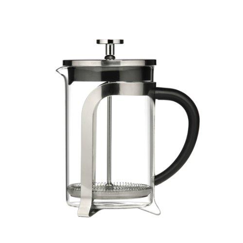 Premier Housewares Aroma Cafeteria, 4 Cup, Chrome