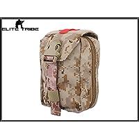 Paintball Kampf Camping Erste Hilfe Tasche Militär First Aid Kit AOR1 preisvergleich bei billige-tabletten.eu