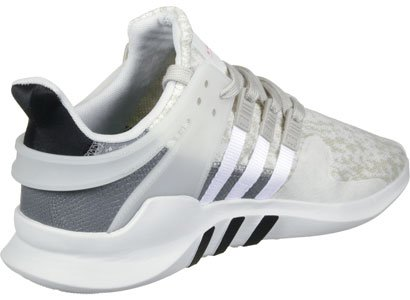 adidas Equipment Support Adv, Sneakers Basses Femme Marron (Clear Brown/ftwr White/grey)