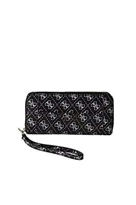 Portefeuille et porte-monnaie Guess de la gamme Delaney pour femme
