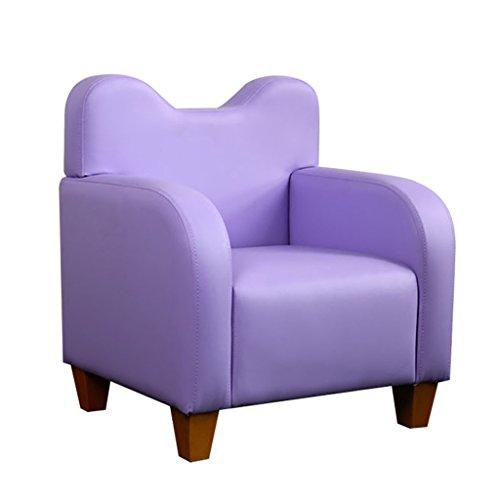 ALUK- small stool Sofá pequeño de los niños, Asiento Moderno Simple, Taburete de la Lectura de la habitación de los niños, Asiento no Desmontable Mini sofá cómodo de la luz L53cm * W43cm * H58cm