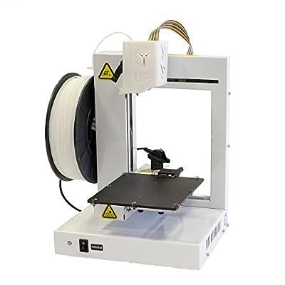 PP3DP UP! Plus 2 - qualitativ hochwertiger 3D Drucker/Printer mit Starterset und Software