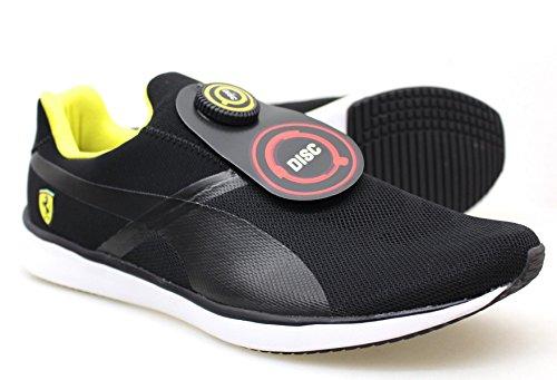Puma Disc Sf Herren Sneaker Schwarz - Schwarz (Schwarz / Weiß)