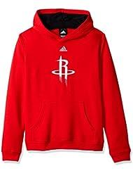 Houston Rockets Jeunesse Youth Adidas NBA Pullover Hooded Sweatshirt