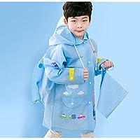 Children\'s raincoat Chubasquero, chubasquero premium para niños Chubasquero premium lindo para niños, chubasquero premium impermeable para niños de dibujos animados (Color : B, Tamaño : XXXL)