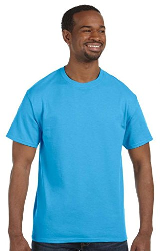 The Adicts auf American Apparel Fine Jersey Shirt Aquatic Blue