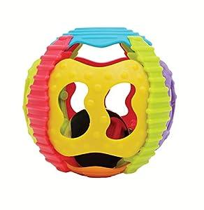 Playgro-4086381 Juguete Pelota sonajero, (4083681)