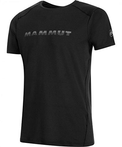 Mammut Herren T-Shirt Splide Logo, Schwarz (black), Gr. L