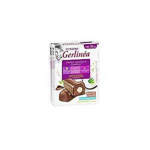GERBLE-GERLINEA Barre Chocolat coeur de Coco 372g
