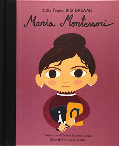 Buy Maria Montessori Little People Big Dreams Online At