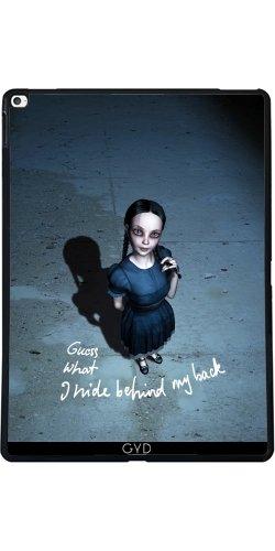 ad Pro (12.9 Zoll) - Miss Unschuldig by Britta Glodde (Halloween Backg)