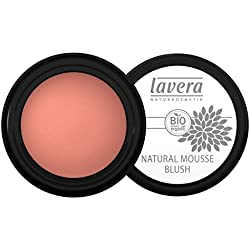 Lavera Natural Mousse Blush (Tono Soft Cherry 02) - 4 gr.