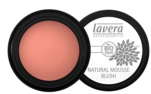 Lavera Natural Mousse Blush -Soft Cherry 02- vegano