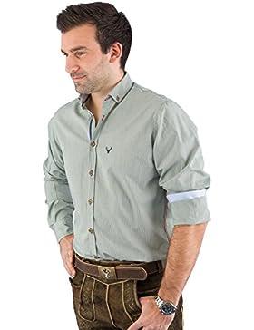 Pure Trachtenhemd Herren langarm
