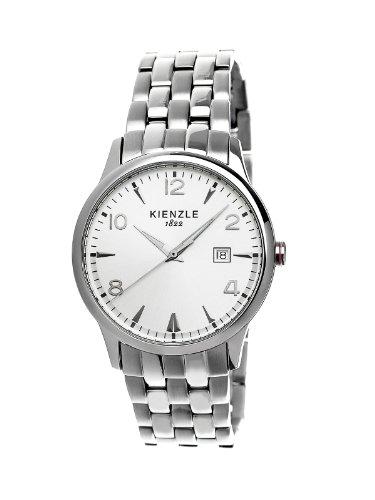 Kienzle - K3042011202-00365 - Montre Femme - Quartz Analogique - Bracelet Acier Inoxydable Argent