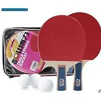 Ensemble de tennis de table pour débutant étudiants enfants