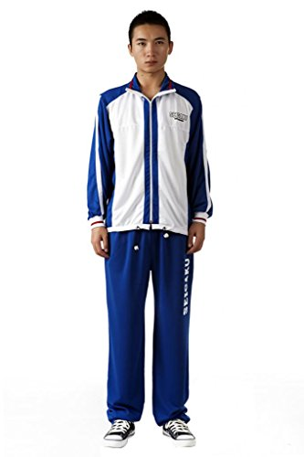 Echizen Ryoma Cosplay Kostüm - Mtxc Men's The Prince of Tennis Academy Tennisbälle Cosplay Seishun Apparel Winter