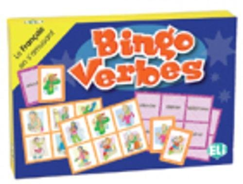 Bingo verbes (Giochi didattici) por ELI