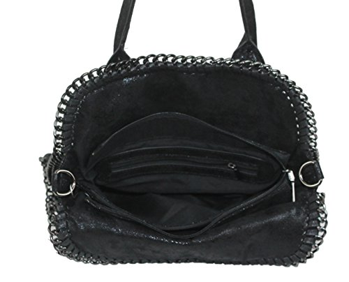 Limited-Colors, Borsa a mano donna nero
