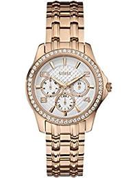 Amazon.es  Dorado - Relojes fashion  Relojes a0bcefcb0952