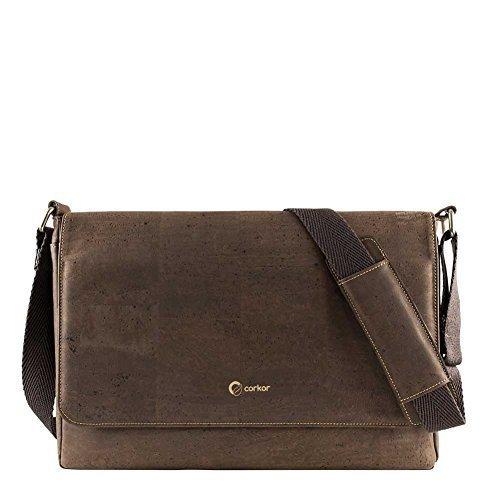 Corkor bandolera bolsa de mensajero para portatil para hombres - Corch