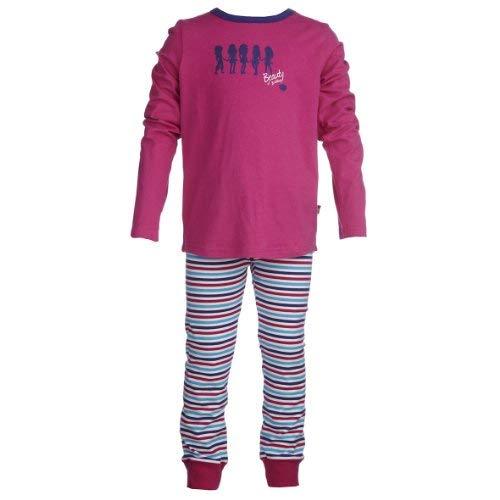 Lego Wear Friends Kinder Mädchen Pyjama Amilla, Kleidergröße:116, Farbe:pink