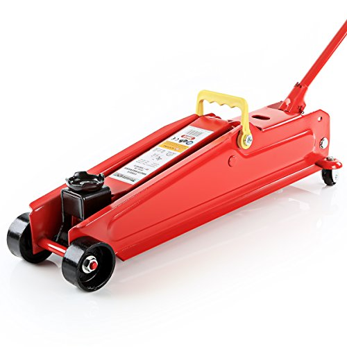 Torrex 30039 Rangierwagenheber / Wagenheber 2,25 t
