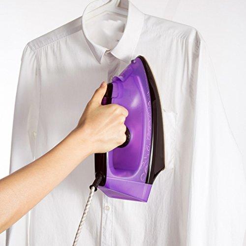 Eisen Hand-haushalt Spray Eisen H?ngen Antihaft-boden Bügeln Kleidung Haus Komfort Bügeln,EIN,330 * 125 * 190MM (Falten Ärmel Einheitliche Kurze)