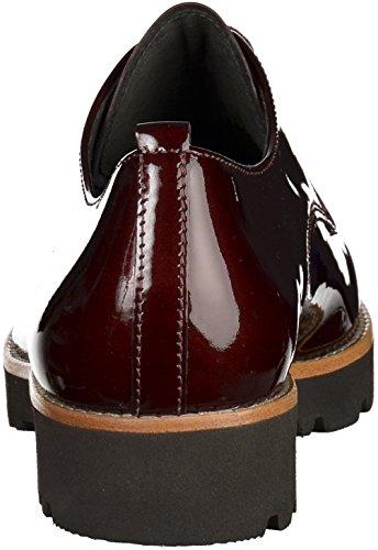Gabor Shoes 32.665 Damen Geschlossen Bordeaux Lack