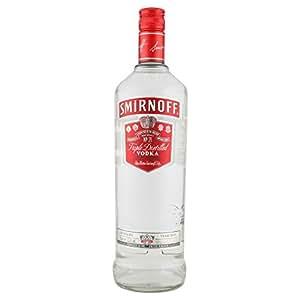 Smirnoff Vodka, 1L
