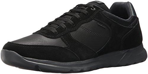 Geox u740ha 022me sneakers uomo black 44