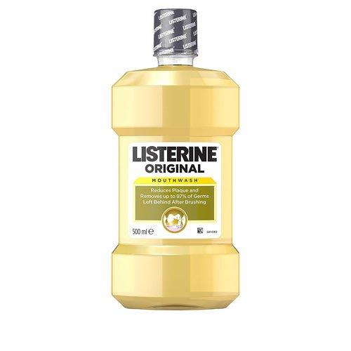 ORIGINAL Listerine Mundspülung 500 ml