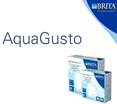 60x Brita Aqua Gusto 250Tank Filter für Kaffee Maschinen, für 250Liter Tanks