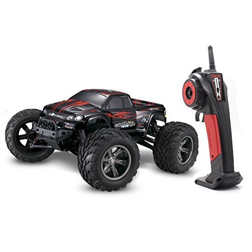 GreeGear-Monster-RC-CARS-30MPH-112-Scale-RTR-Remote-control-Brushed-Monster-RC-Vehicle-Truck-Off-road-Car-Big-Foot-2WD-W24G