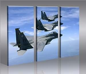 F15 Tableau sur Toile Poster Tableaux pour la mur - prêts à poser