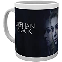 GB Eye LTD, Orphan Black, Caras, Taza