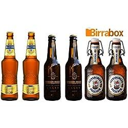Pack degustación cerveza FEBRERO