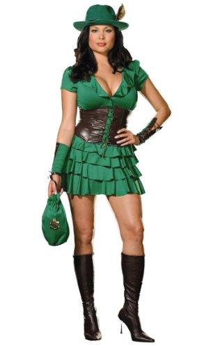 Déguisement Sexy Robin des Bois - (Des Kostüm Robin Bois)