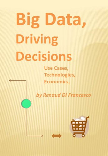 Big Data, Driving Decisions: Use Cases, Technology and Economics (English Edition)