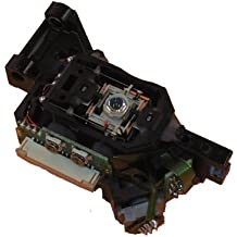 Xbox360 repair, new replacement HOP-14xx laser unit. Fits Xbox360 DVDrom drives Lite-On DG-16D2S & Benq VAD6038. Quality parts supplied by ConsoleParts4U Ltd. [Importación Inglesa]