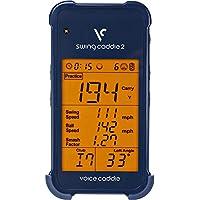 Voice Caddie Swing Caddie 200 Pro - Analizador de Swing, Color Azul (Navy)