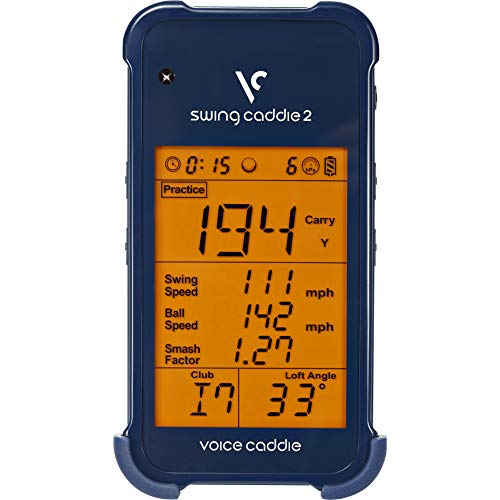 Voice Caddie SC200 Swing Launch Monitor Farbe: Blue -