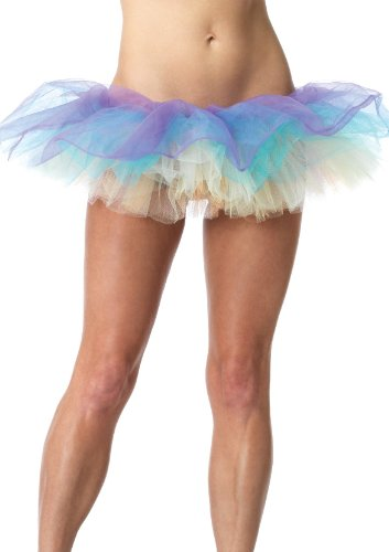 Leg Avenue A2689 - Tutu Kostüm, Einheitsgröße, (Kostüme Avenue 2017 Leg)