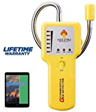 Propane and Natural Gas Leak Detector; Portable Gas Sniffer to Locate Gas Leaks