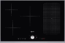 Neff TT 5486 N Kochfeld Elektro / Ceran/Glaskeramik / 82.6 cm / 5 Induktionskochzonen / schwarz
