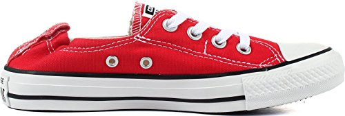 Converse , Baskets mode pour homme Rouge (Varsity Red)