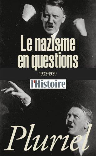 En ligne Le nazisme en questions (Pluriel) epub, pdf