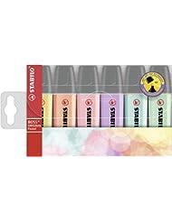 STABILO Textmarker - BOSS ORIGINAL Pastel - Farben