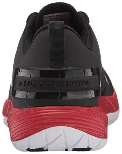 Under Armour  Ua Commit Tr, Chaussures de Fitness homme Black