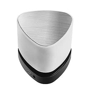 OVEVO Z1 Pro Haut-parleur avec Bluetooth 4.0 LED Controlé par APP pour iPhone Smartphones de Samsung HTC Xiaomi Huawei